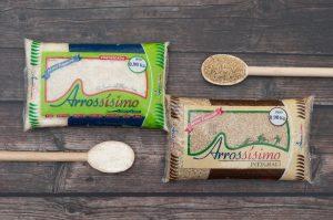 Arrossisimo fortificado y Arrossisimo Integral