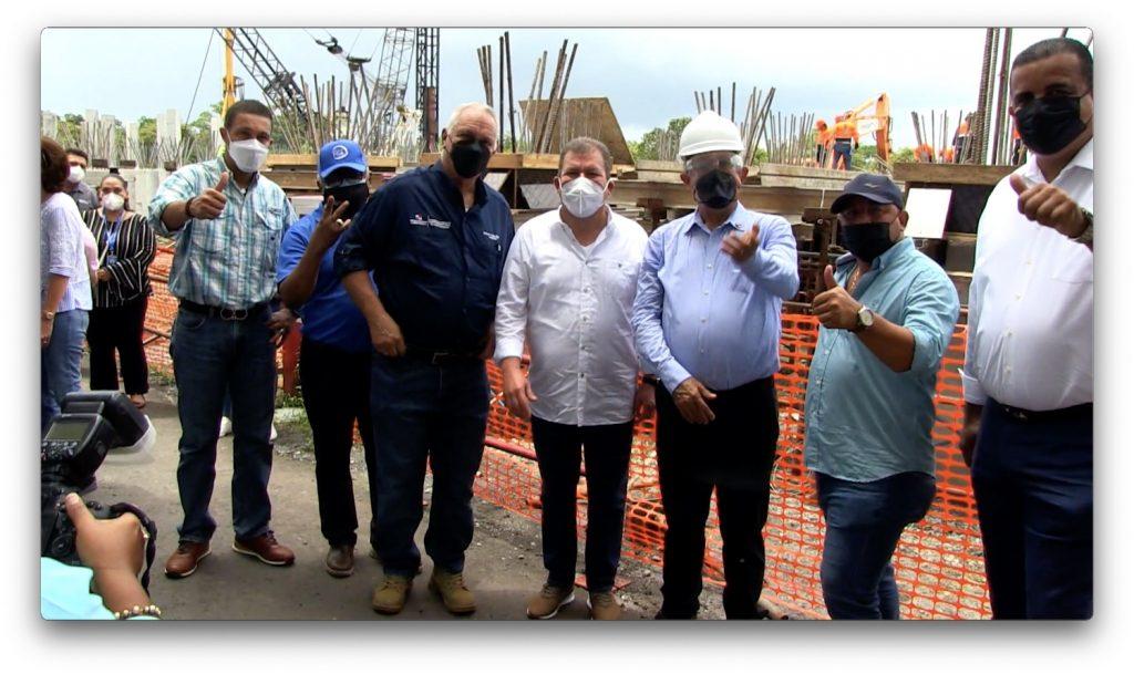 Ceremonia de Ampliación de Planta en Chepo Panamá participantes