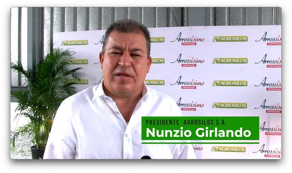 Ceremonia de Ampliación de Planta en Chepo Panamá Nunzio Girlando