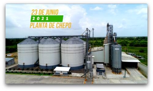 Ceremonia de Ampliación de Planta en Chepo Panamá portada